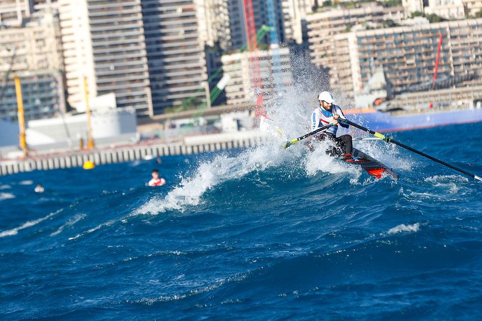 Coastal rowing Monaco Aviron de mer