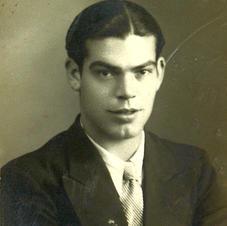 Joseph Berte 1933