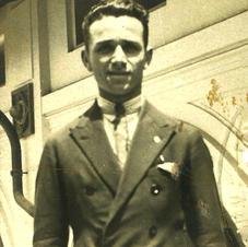 Cesar Albert Schellino 1927