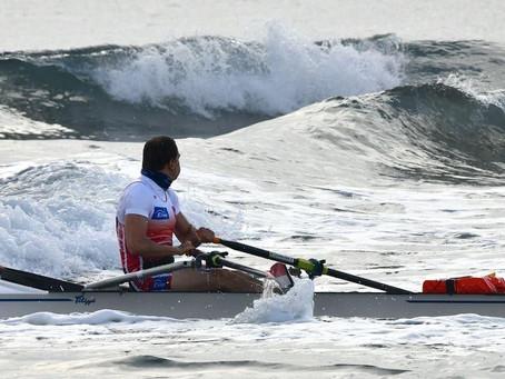 Le Beach Rowing en 2 photos
