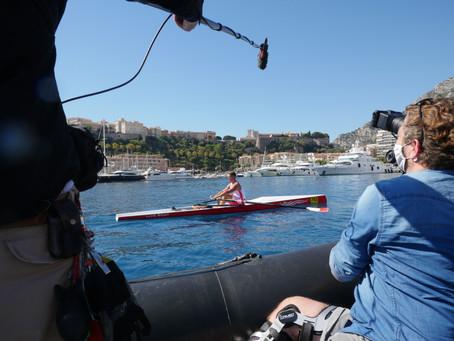 Clin d'oeil: ARTE TV en tournage à la SNM