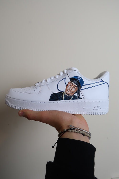 (1 of 1) Ski Mask The Slump God AF1, Size 8 UK