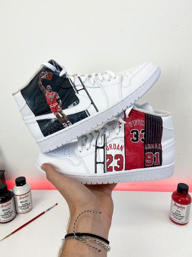 Chicago Bulls Jordan 1