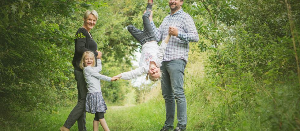 Familie ist wie ein Baum...
