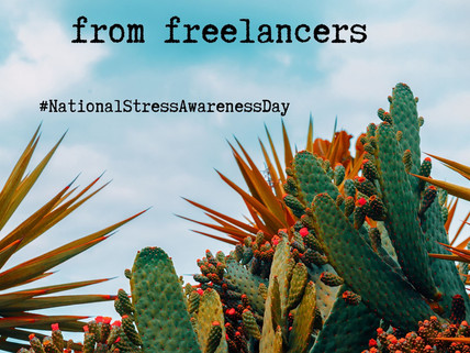 Ways to de-stress as a freelancer – from real freelancers who use them every day