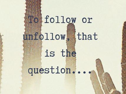 Following Feels