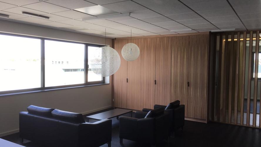 Zithoek vergaderzaal