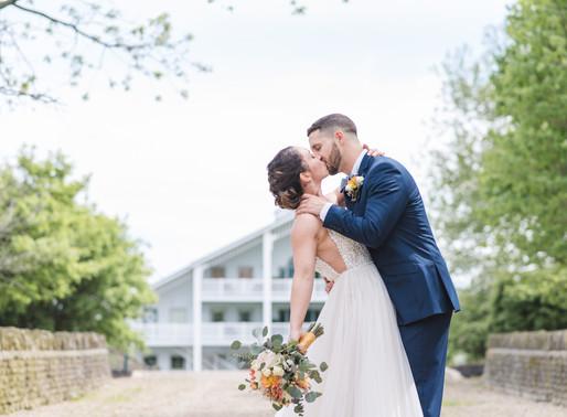 Josh & Alicia Married | A Beautiful Irongate Equestrian Center Wedding