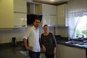 Dekorasyon-Ankara Tadilat-Mutfak Dolabı