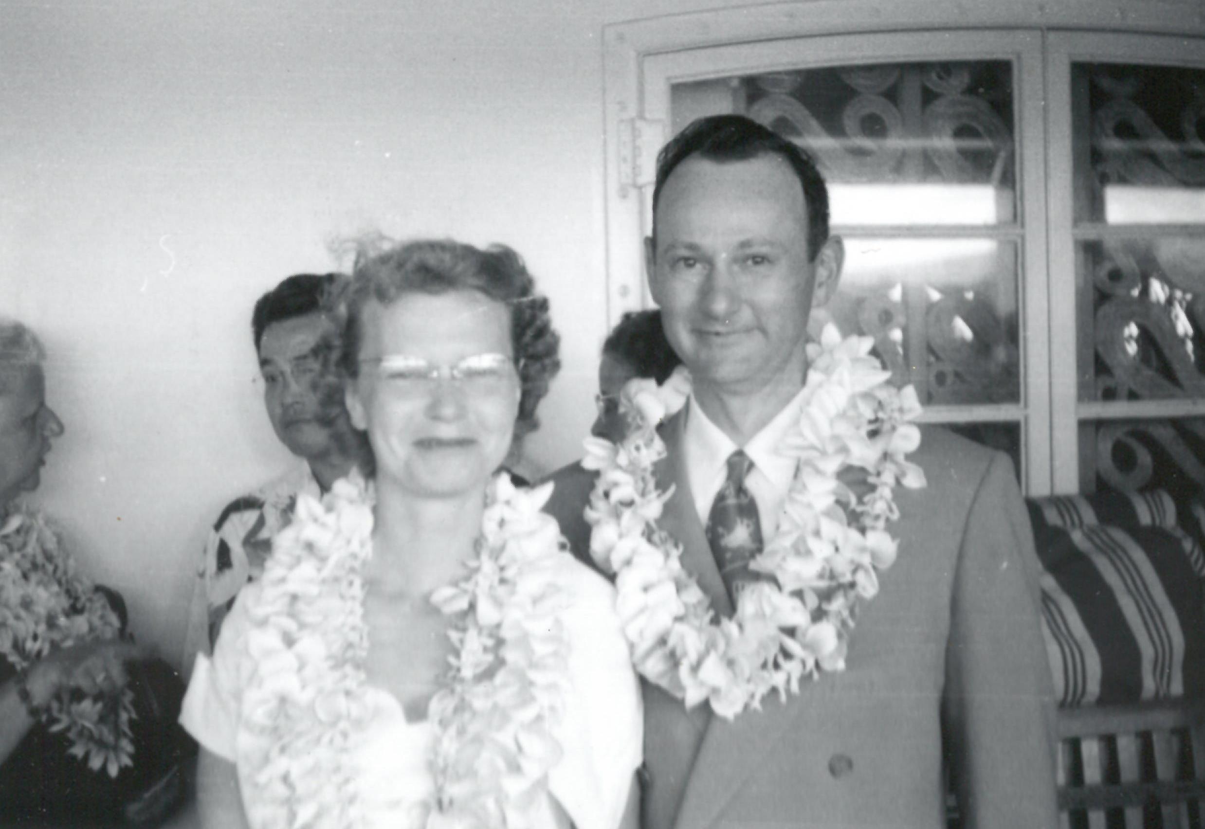 Vera & Joe Long