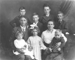 Long Family Portrait