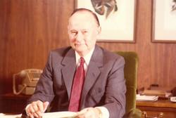 JM Long at desk
