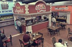 La Estación Enchiladas mi tia