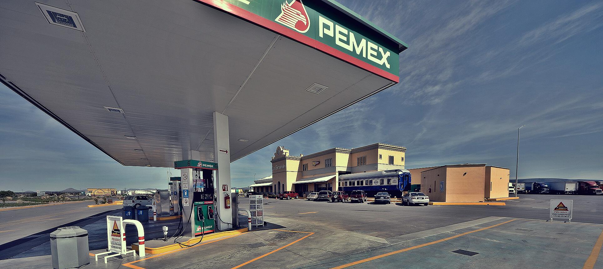 Gasomax La Estacion