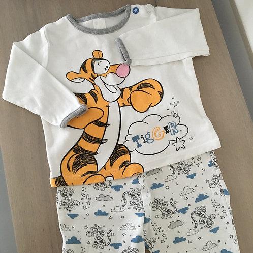 "Pyjama long""Tigrou"""