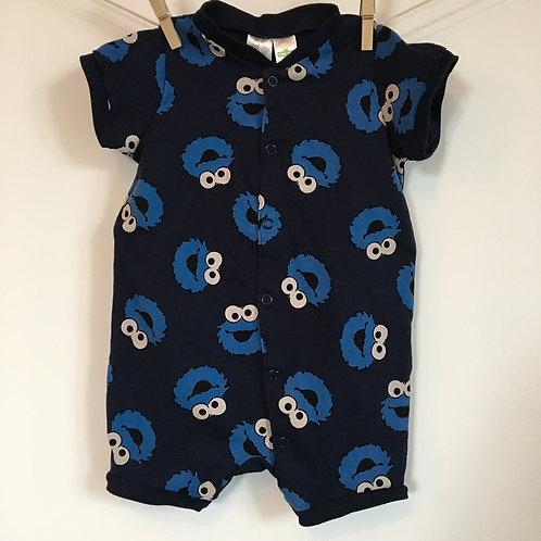 Pyjamas bleu marine