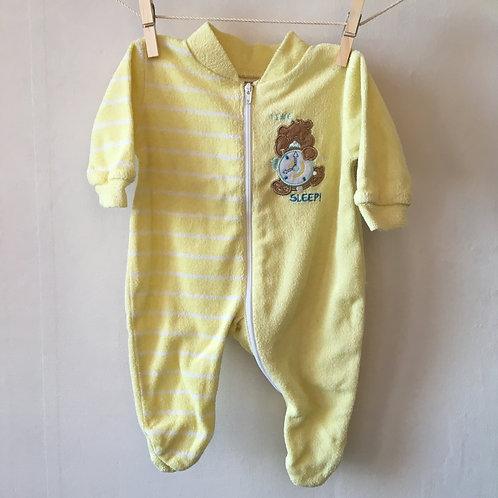 Pyjamas en éponge
