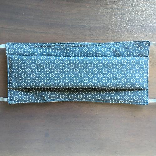 """Masque """"Bleu-gris"""" - 3 couches"""