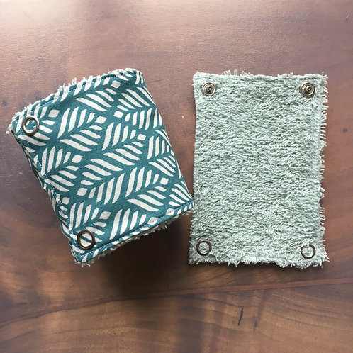 "Papier toilette ""Vert feuillage"""