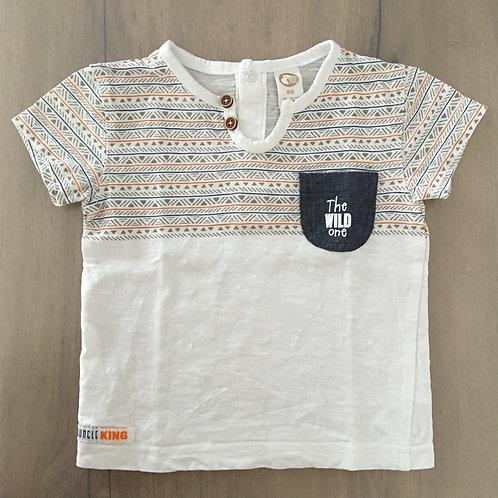 "T-shirt manches courtes ""Wild"""