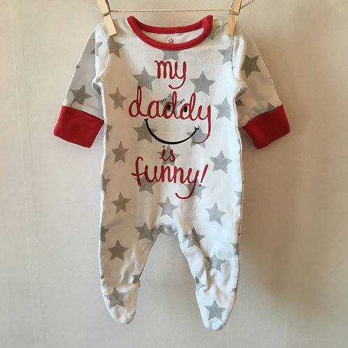 """Ensemble """"My daddy is funny"""""""