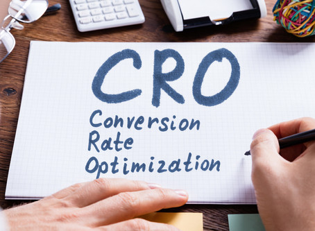 Conversions Rate Optimization for Local Businesses