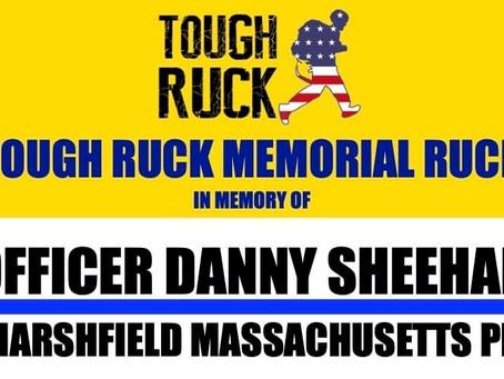 Hero Wall - Officer Danny Sheehan