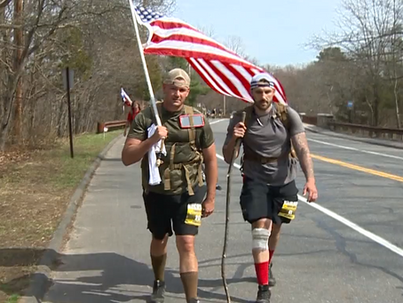 A grueling and touching tribute to those who paid the ultimate sacrifice - WCVB 5, Tough Ruck 2019
