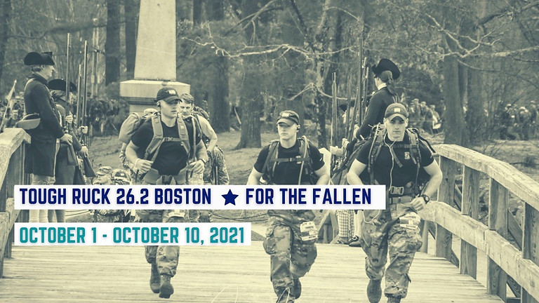 Tough Ruck 26.2 Boston
