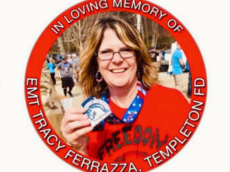 Hero Wall - EMT Tracy Ferrazza