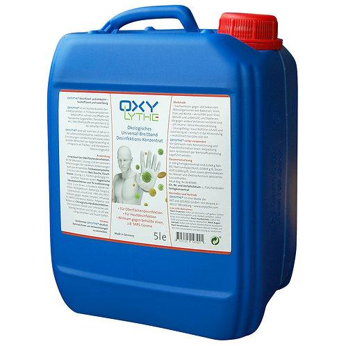 OXYLYTHE® Desinfektionsmittel - Konzentrat 5l