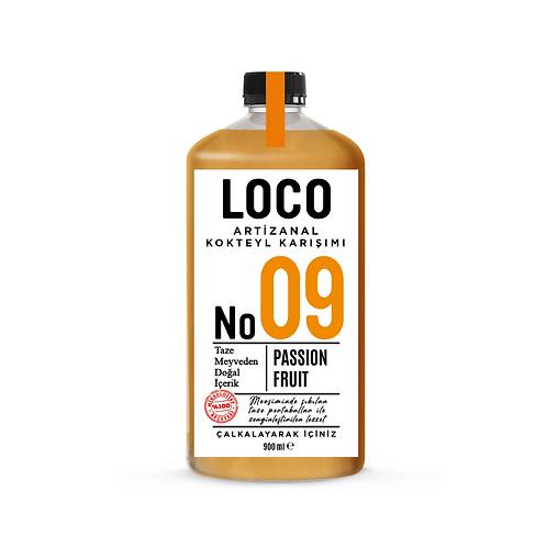 09 PASSION FRUIT 900 ml
