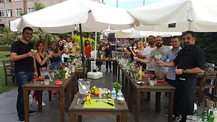 istanbul cocktail workshop