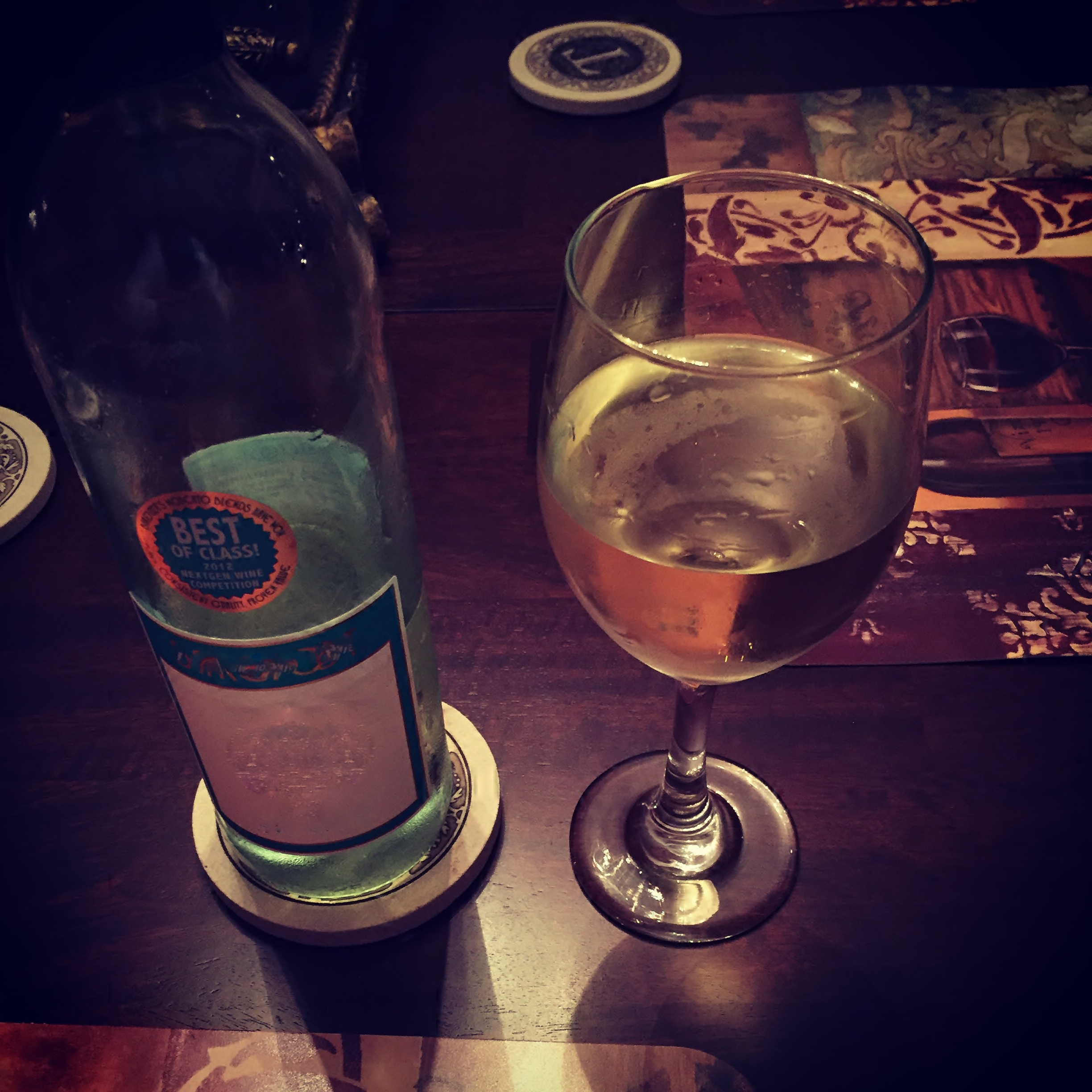 wine and dine at longwood