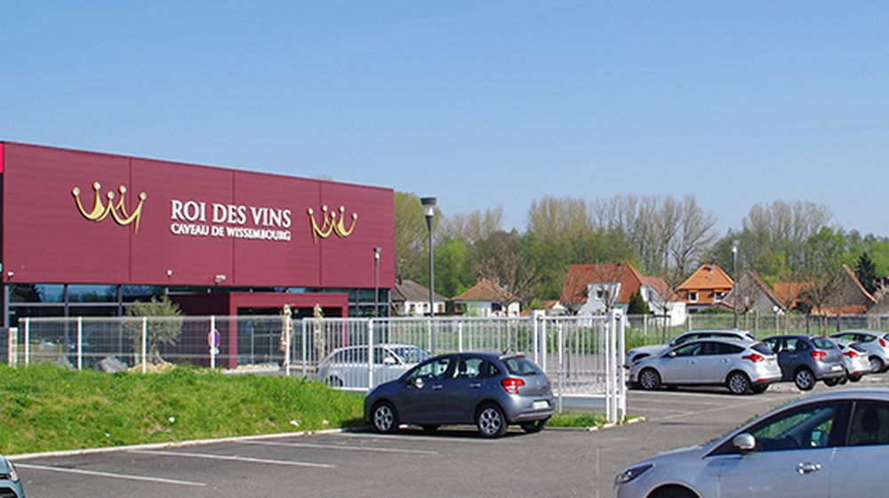 PHOTO EXTERIEUR MAGASIN WISSEMBOURG