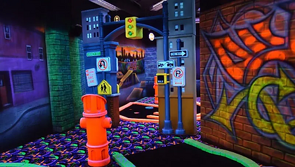 art_attack_black_light_mini_golf_gallery