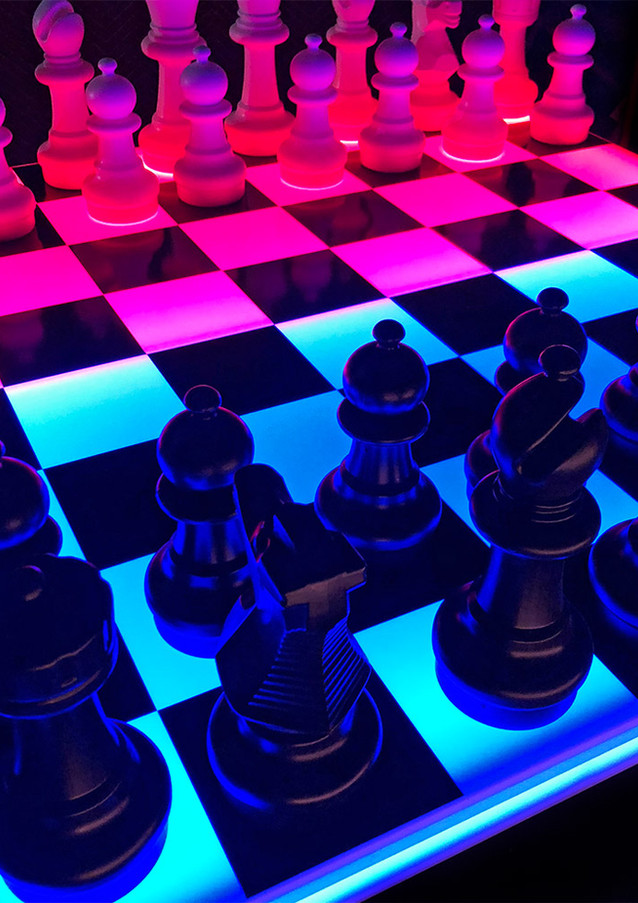 Giant-LED-Chess-and-checkers-game-Table-