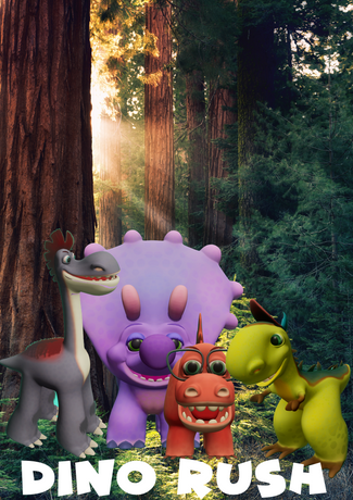 4. Dino Rush Poster.png