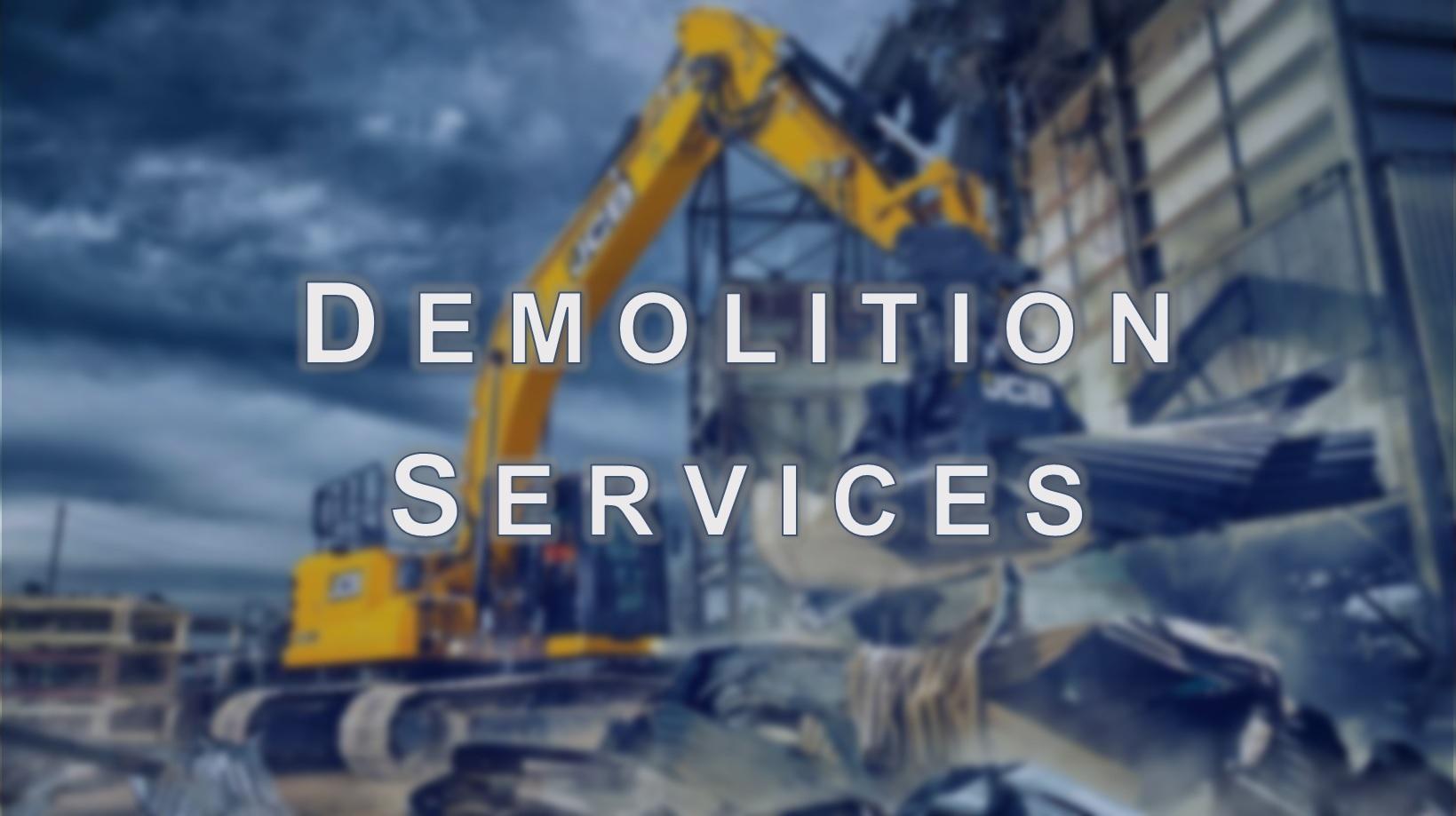 6. Demolition Services