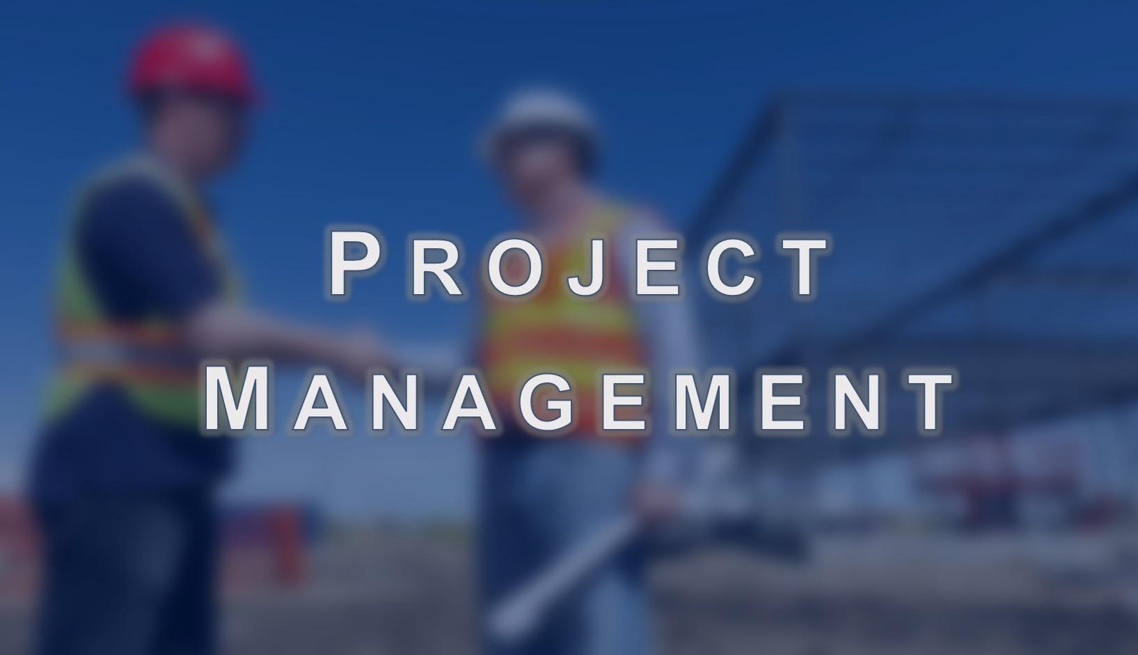 8. Project Management
