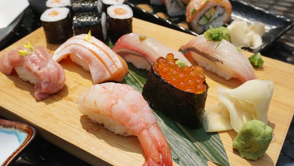 Storellet 東涌海堤灣畔 海睿日本料理