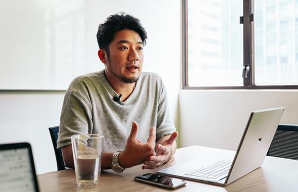 Storellet 數碼轉型方案網上分享會, Thomas Hung, Storellet CEO
