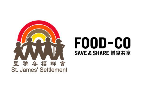 Storellet 聖雅各福群會 FOOD-CO logo