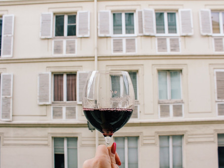 Paris in 4 Days- The Ultimate 'Grape Chic' City