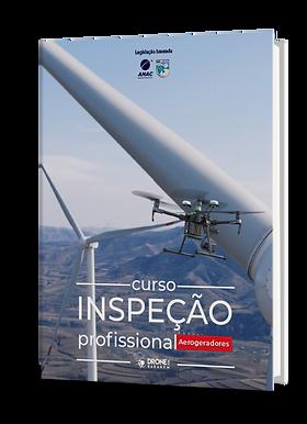 Inspeção profissional Aerogeradores