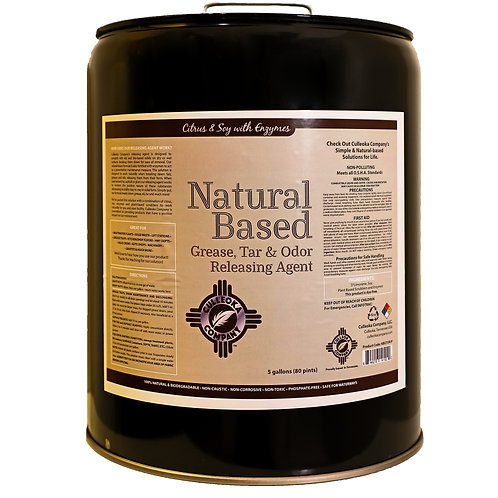 Grease, Tar, and Odor Releasing Agent