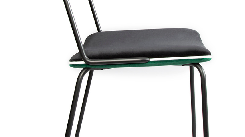 Chaise Double-Jeu Vert