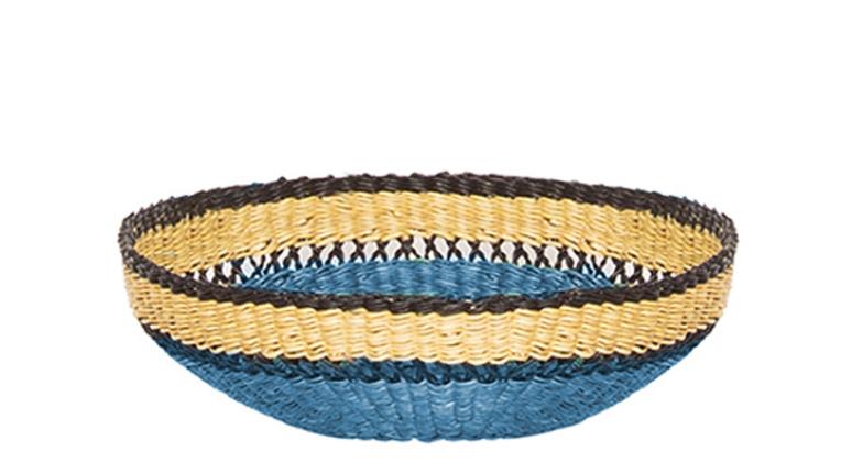 Panier Anémone Plusieurs coloris 25 x 10 cm