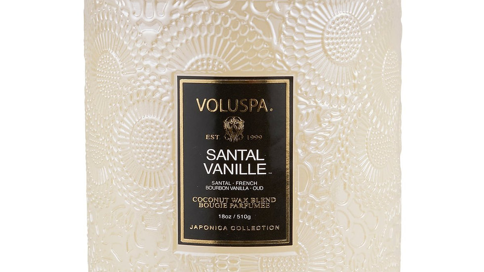 Santal Vanille