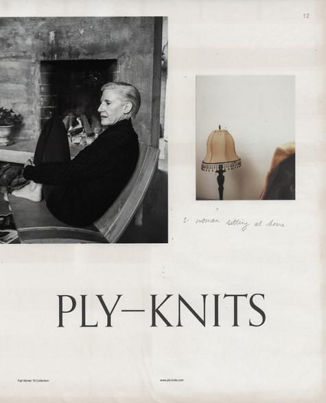 PLY- KNITS